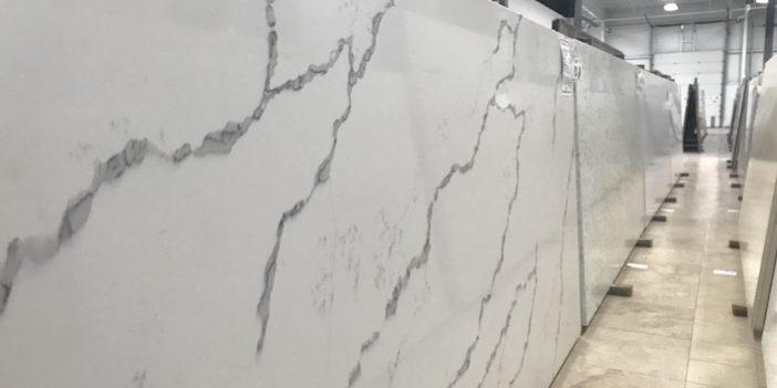 Trend alert: Veined quartz countertops   Blog   Stonex Granite and